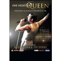 One Night Of Queen - Performed By