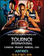 Tournoi International D'antibes